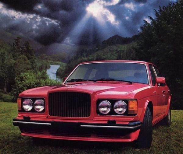 1985 Bentley Turbo R