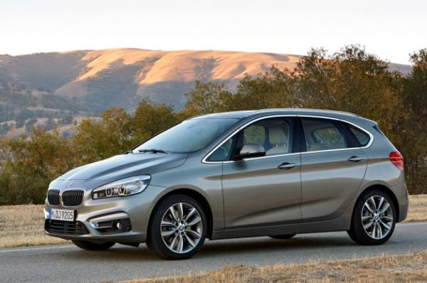 BMW 2 Series Active Tourer #3