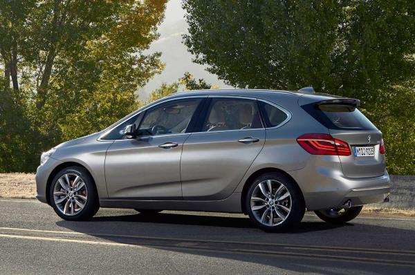 BMW 2 Series Active Tourer 2016 #3