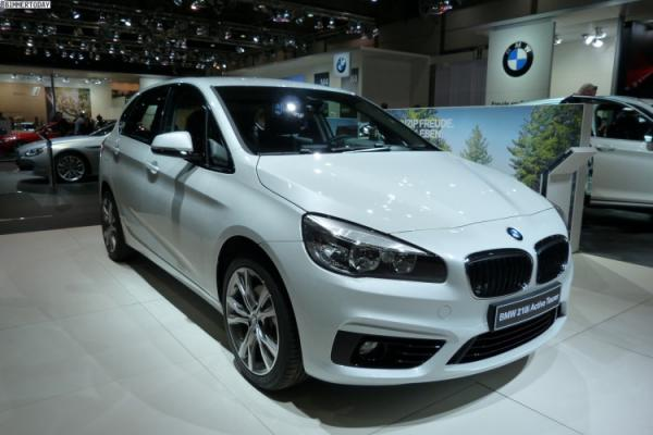 BMW 2 Series Active Tourer 218i #2