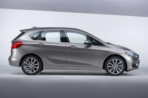 BMW 2 Series Active Tourer #5