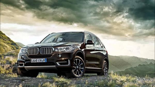 BMW 2014 -  the story of success the X5