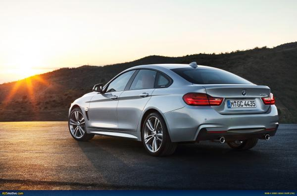 BMW 4 Series Gran Coupe #2