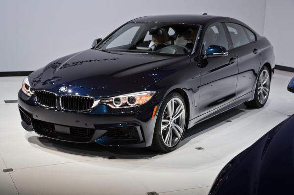 BMW 4 Series Gran Coupe 2015 #4