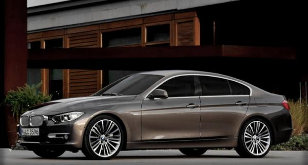 BMW 4 Series Gran Coupe 2015 #5