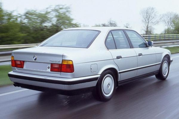 1991 Bmw 5 Series - Information And Photos