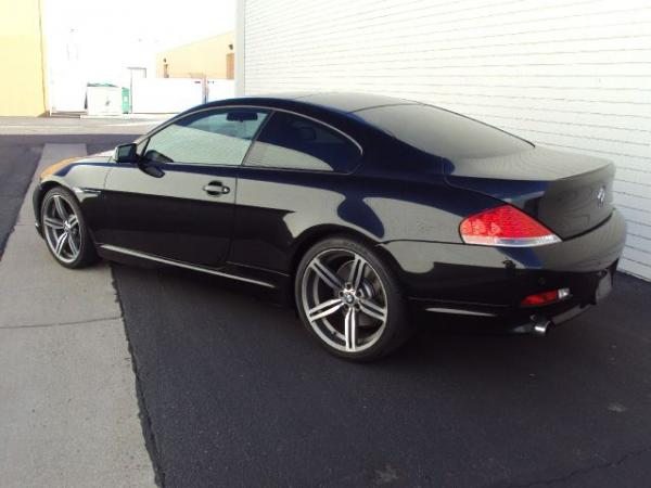 2005 bmw 6 series information and photos momentcar. Black Bedroom Furniture Sets. Home Design Ideas