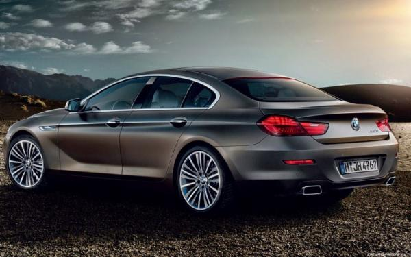 BMW 6 Series Gran Coupe 2015 #2