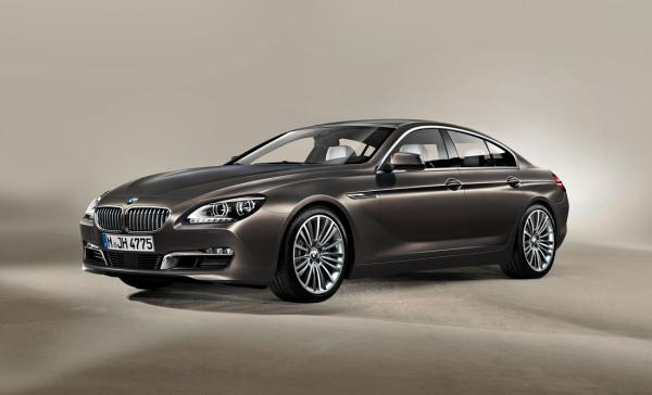 BMW 6 Series Gran Coupe #5