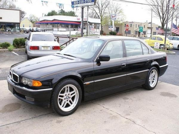 BMW 7 Series 740iL #2