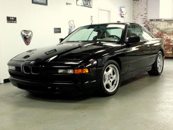 1994 Bmw 8 Series - Information And Photos