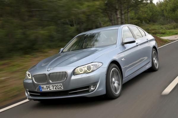 BMW ActiveHybrid 5 #4