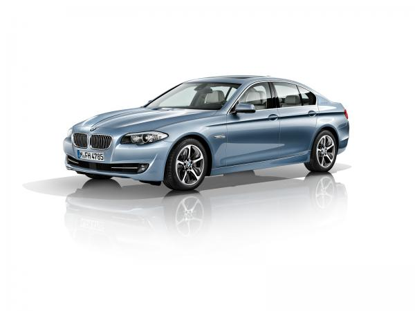 BMW ActiveHybrid 5 #5