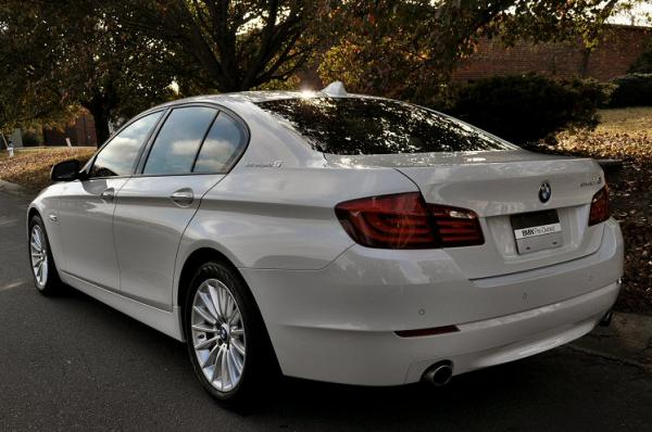 BMW ActiveHybrid 5 Base #1