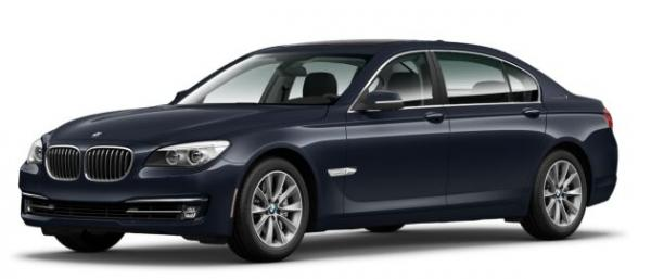 BMW ActiveHybrid 7 2014 #2