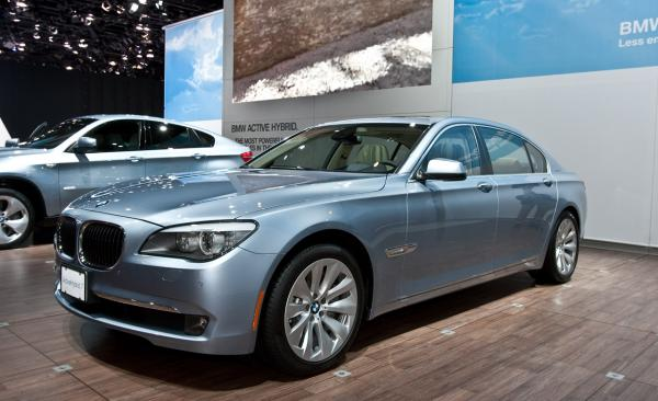 BMW ActiveHybrid 7 2014 #5