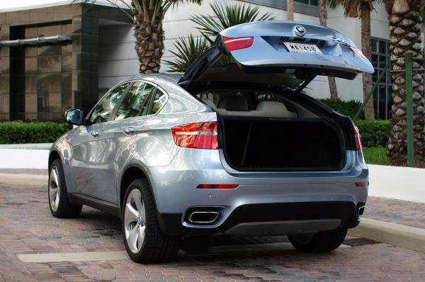 BMW ActiveHybrid X6 #4