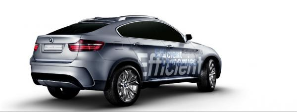 BMW ActiveHybrid X6 #5