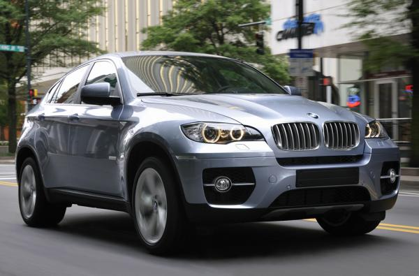 BMW ActiveHybrid X6 Base #2