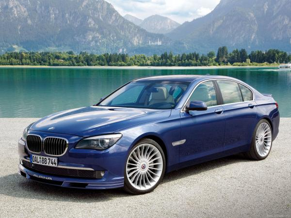 BMW ALPINA B7 Base #1