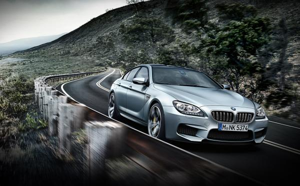 BMW M6 Gran Coupe #2