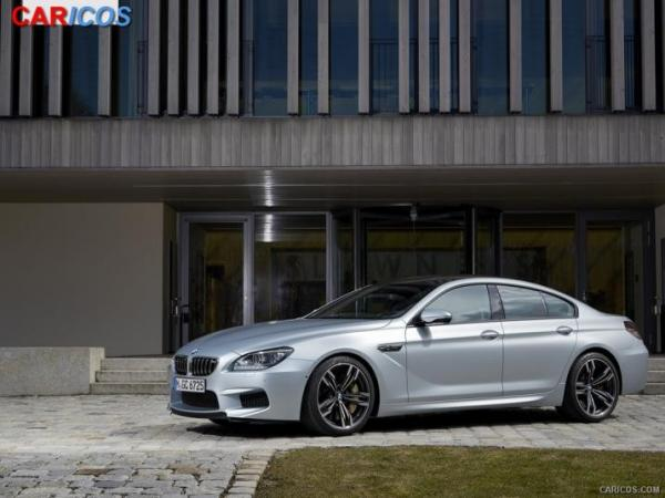 BMW M6 Gran Coupe 2014 #3