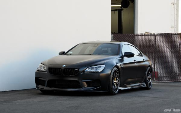 BMW M6 Gran Coupe #5