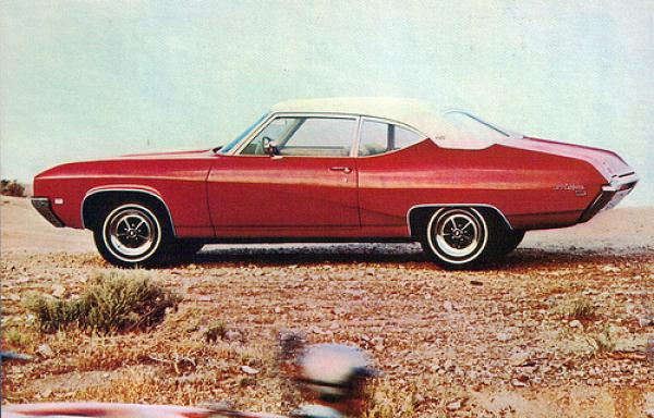 Buick California 1969 #5