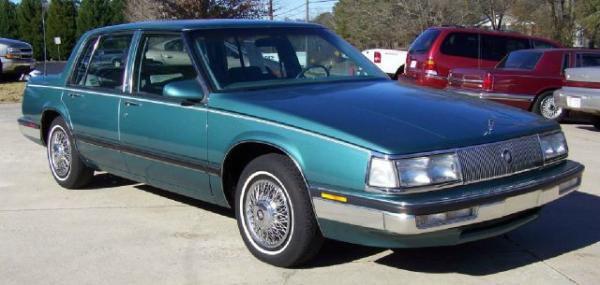 Buick Electra 1987 #5