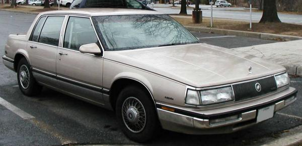 Buick Electra 1990 #1