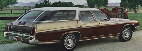 1971 Buick Estate Wagon