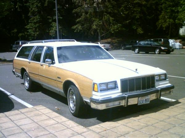 Buick Estate Wagon #4