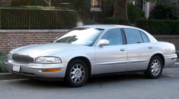 Buick Park Avenue Base #2