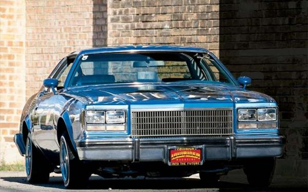 Buick Regal 1976 #5