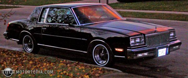 Buick Regal 1980 #4