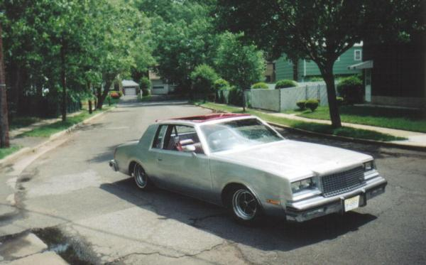 Buick Regal 1980 #5