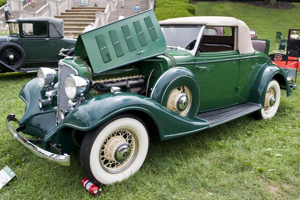 1933 Buick Series 50