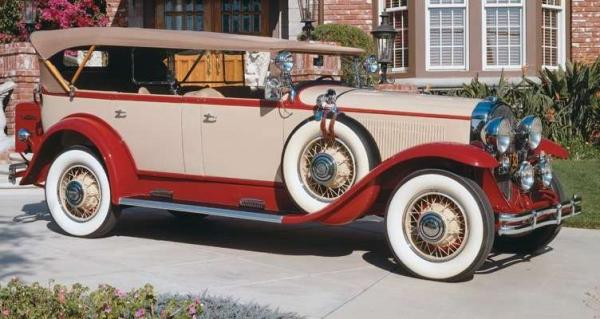 Buick Series 60 1931 #5