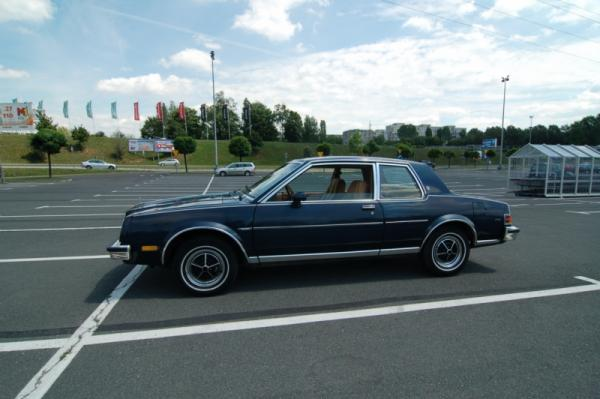 1981 buick skylark information and photos momentcar. Black Bedroom Furniture Sets. Home Design Ideas