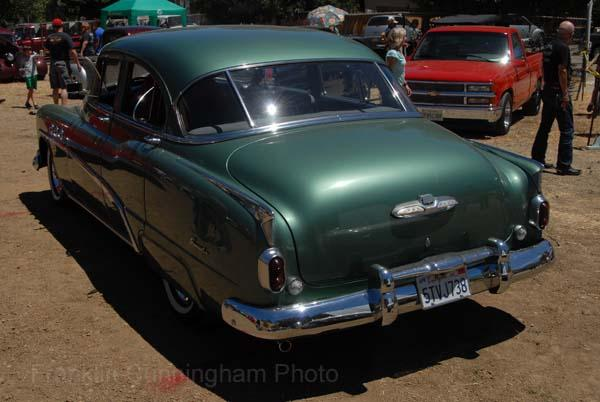 Buick Special 1952 #3