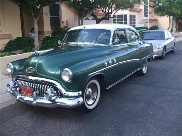Buick Special 1952 #5