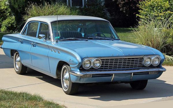1961 Buick Special Information And Photos Momentcar