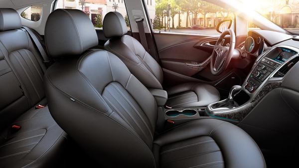 Buick Verano Leather Group #5