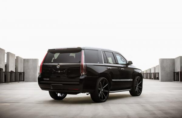 Cadillac 2015 escalade opening a new generation of luxury SUVs