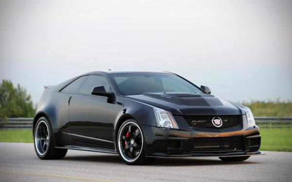 Cadillac CTS Performance #1