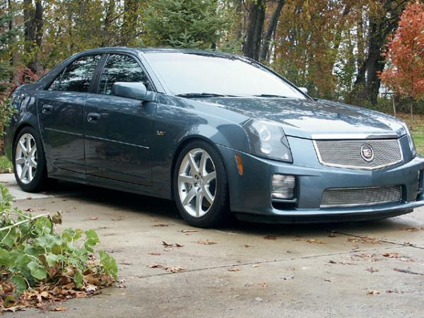 2005 cadillac cts v information and photos momentcar. Black Bedroom Furniture Sets. Home Design Ideas