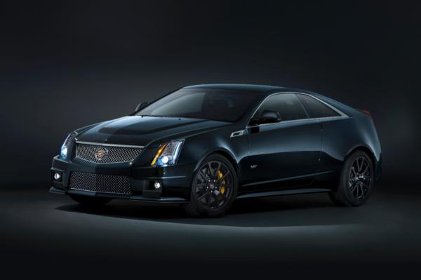Cadillac CTS-V Coupe 2014 #1