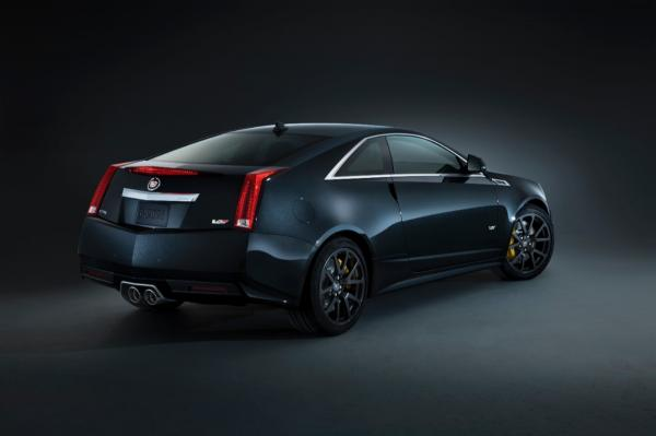 Cadillac CTS-V Coupe 2014 #2