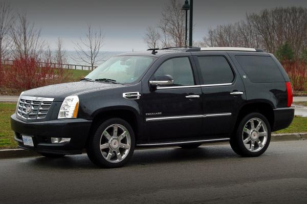 cadillac escalade hybrid information and photos momentcar. Cars Review. Best American Auto & Cars Review