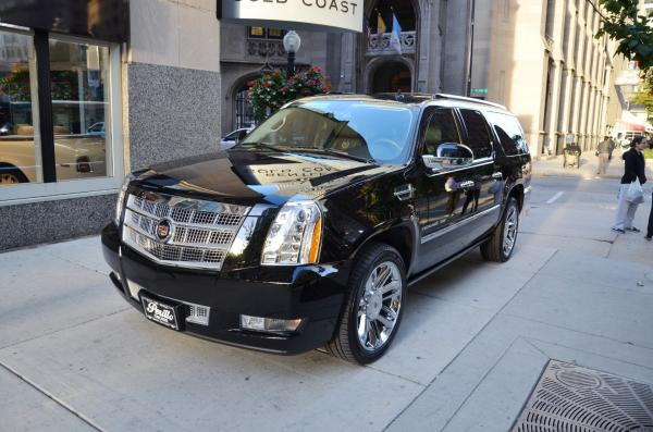 Cadillac Escalade Platinum Edition #4